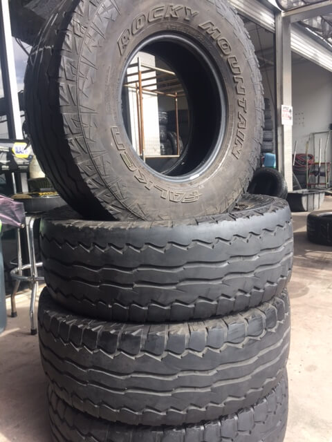 About C M Tires