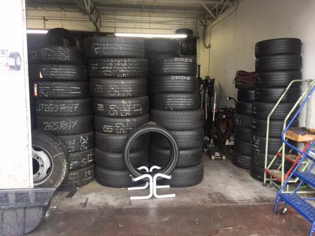 Used Tires C M Tires